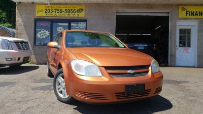 2006 Chevrolet Cobalt LT (Sunburst Orange Metallic)