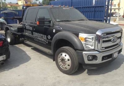 2011 Ford F550-Tow-Truck