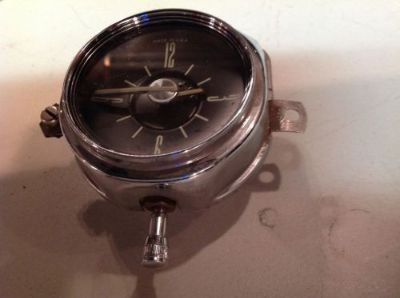 Sell 1948 Ford Dash Clock motorcycle in Bothell, Washington, United States, for US $22.95