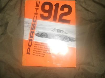 Sell Porsche 911 Handbook with valuable info from Lash International 1991 motorcycle in Woodstock, Georgia, United States