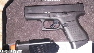 For Sale/Trade: New in case g43