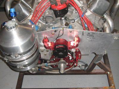 All Aluminum 665 CI Big Block Ford