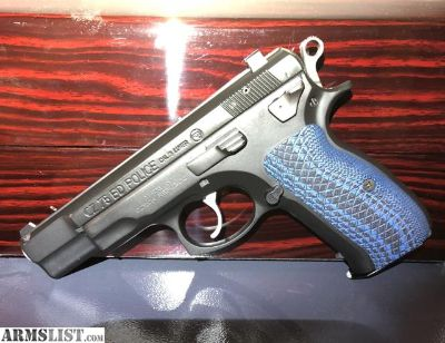 For Sale: CZ 75 BD POLICE