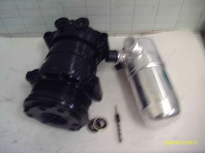 Sell CHEV C3500 96-00 REMANUFACTURED A/C AC COMPRESSOR ACCUMULATOR XT 57950 motorcycle in Irving, Texas, US, for US $112.95