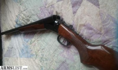 For Sale: Coach gun 12 ga.