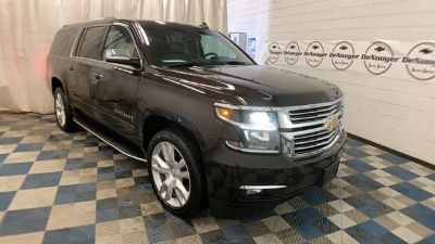 2018 Chevrolet Suburban LT 1500 (Havana Metallic)