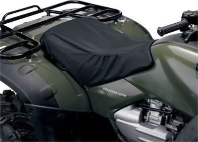 Purchase Moose Cordura Seat Cover Black Honda TRX500FA FourTrax TRX500FGA SCHU05-11 motorcycle in Loudon, Tennessee, United States, for US $39.95