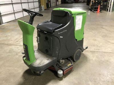 """2013 IPC/Gansow CT110 32"""" Rider Scrubber RTR#8014373-01"""