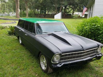 1967 Chevy II wagon