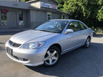 2004 Honda Civic EX (Satin Silver Metallic)