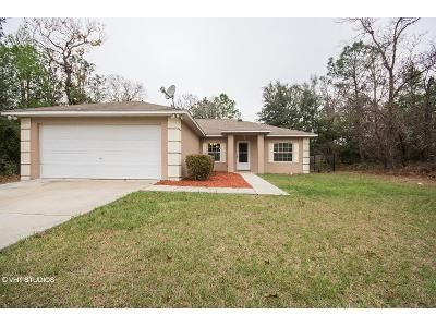 3 Bed 2 Bath Foreclosure Property in Summerfield, FL 34491 - SE 159th Ln
