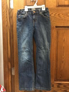 Girls size 8 Jeans (TCP)