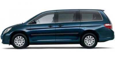2005 Honda Odyssey LX (Silver)