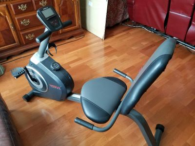 A new exercise bike never used. Ppu only