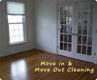 We Specialize In Apartment Move Oout Cleaning A Great Price