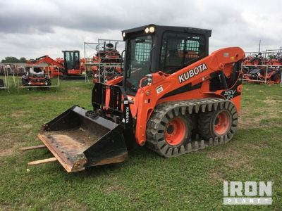 2016 Kubota SSV65 Skid-Steer Loader