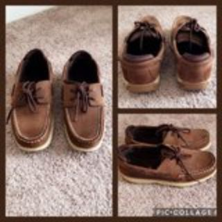 Boys Sperry Shoes Size 6M