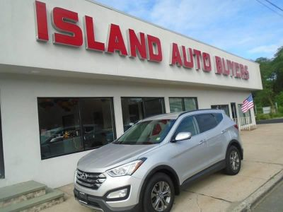 2013 Hyundai Santa Fe Sport 2.4L (Silver)