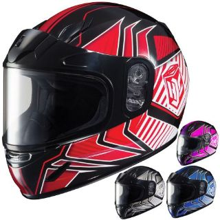 Buy HJC CL-Y Redline Youth Boys Girls Snow Sled Winter ProtectiveSnowmobile Helmets motorcycle in Manitowoc, Wisconsin, United States, for US $104.99