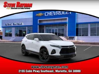 2019 Chevrolet Blazer RS (Summit White)