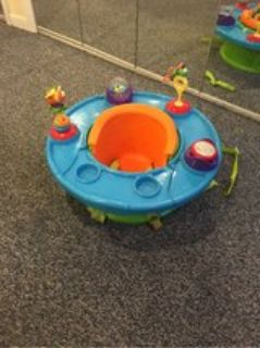 Summer Infant Chair Activity and Booster