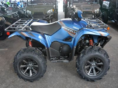 2019 Yamaha Grizzly EPS SE Utility ATVs Clearwater, FL
