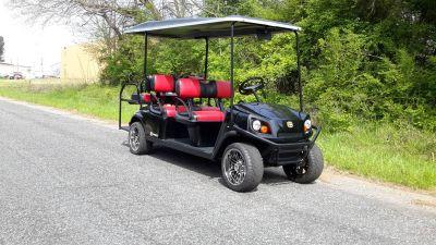 2018 Cushman Shuttle 6 Electric Commercial Vehicles Golf Carts Covington, GA
