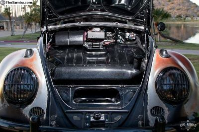 Modern Wiring for your Beetle, Bus, Type 3