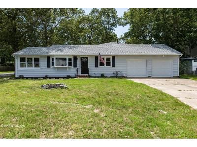 3 Bed 2 Bath Foreclosure Property in Forked River, NJ 08731 - Nautilus Blvd