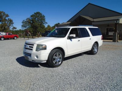2010 Ford Expedition EL Limited (WHITE)