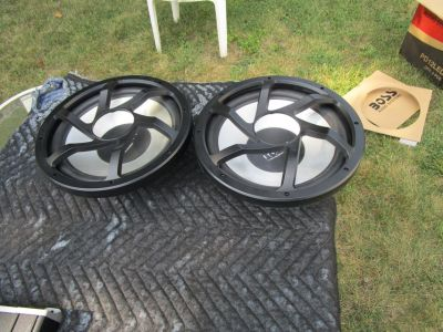 Subwoofer N Amp Kit