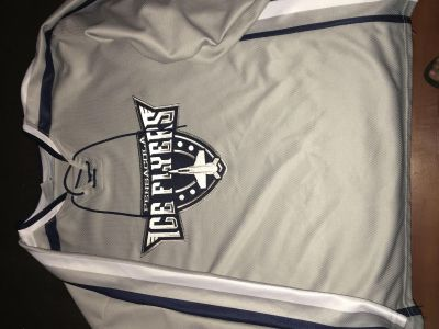 Ice flyers jersey