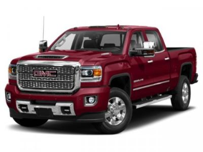2019 GMC Sierra 3500HD Denali (Quicksilver Metallic)