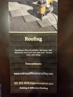 Making A Difference RooFing