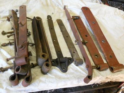 Antique Barn Hinges