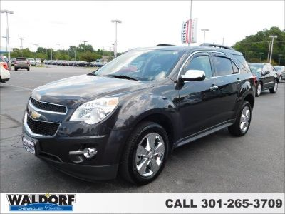 2015 Chevrolet Equinox LT (Tungsten Metallic)