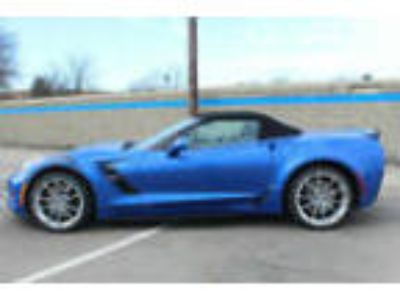 2019 Chevrolet Corvette 2dr Grand Sport Convertible w/2LT 2dr Grand Sport