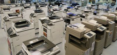 Canon, Xerox, HP copier machines for business - Lease or buy 30% less