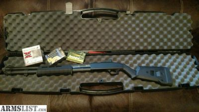 For Sale/Trade: Mossberg 590 Magpul Parkerized