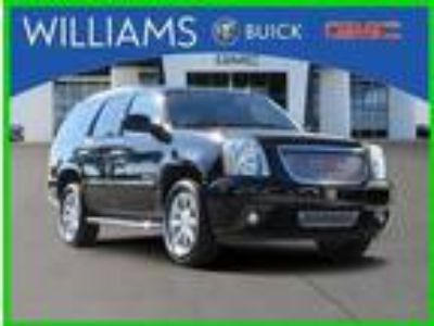 2013 Denali Used 6.2L V8 16V Automatic AWD SUV OnStar Bose AUCTION