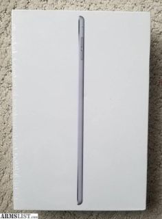 For Sale: iPad Newest Model 2017 32GB WiFi Space Grey *brand new*