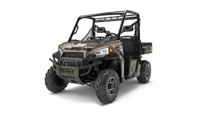 2017 Polaris Ranger XP 1000 EPS Side x Side Utility Vehicles Lowell, NC