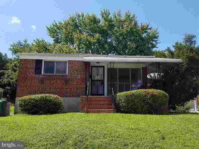5902 Key Ave BALTIMORE, 3/Four BR brick rancher