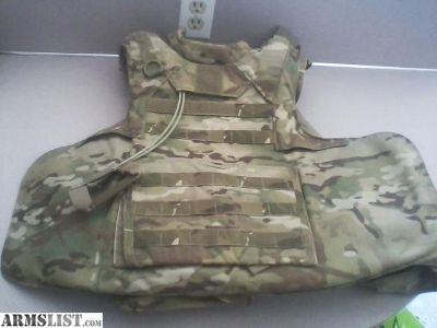 For Sale: IOTV Multicam Size Small