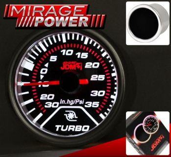 """Purchase 2"""" 52MM TURBO CHARGER BOOST METER GAUGE FORD F-150 CROWN VICTORIA MUSTANG FOCUS motorcycle in La Puente, California, United States, for US $23.99"""