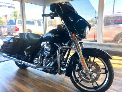 2015 Harley-Davidson Street Glide Touring Motorcycles Highland, IN