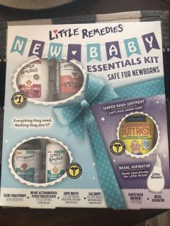 Baby essentials (unopened)