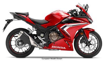 2019 Honda CBR500R ABS Sport Petaluma, CA