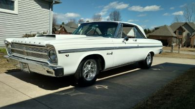 65 Plymouth Bel II, Trade