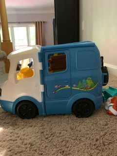 Little People Camper & Accesories